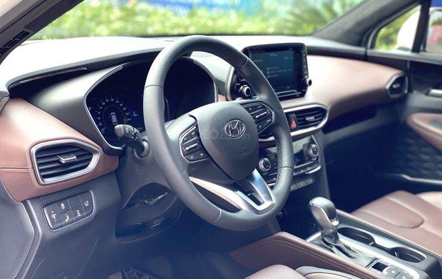 Bán Hyundai Santa Fe 2019, máy dầu, bản đặc biệt giá chỉ 1 tỷ 190 triệu12