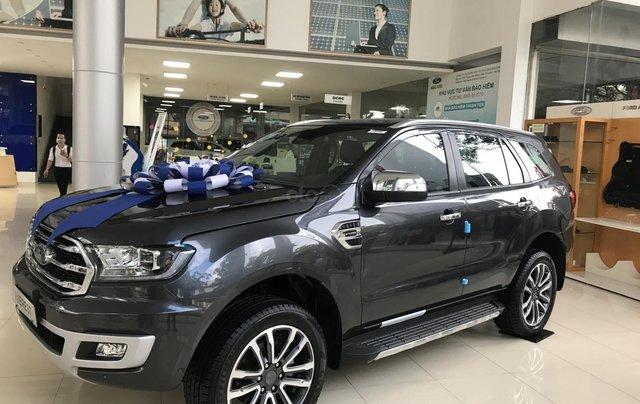 Cần bán xe Ford Everest Titanium 2.0L AT 4WD 2020, 2 cầu tự động1