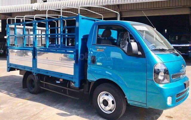 Xe tải Kia 2.49 tấn Thaco Kia K250 thùng mui bạt 5 bửng, mới 2020 tại Hà Nội2