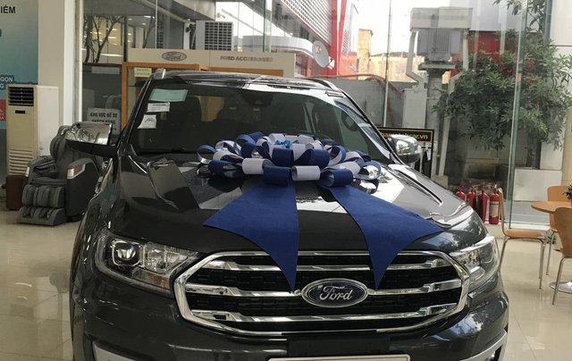 Cần bán xe Ford Everest Titanium 2.0L AT 4WD 2020, 2 cầu tự động0