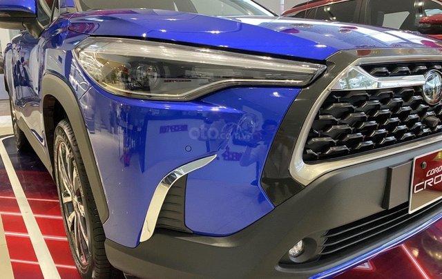 Corolla Cross 2020 đủ phiên bản, đủ màu giao ngay tại Toyota Phan Văn Trị- GV1