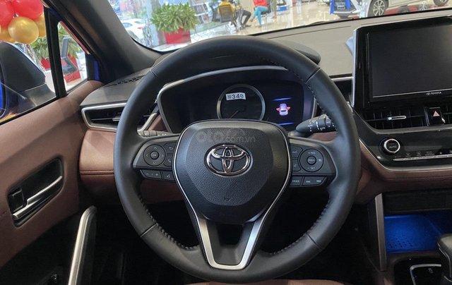 Corolla Cross 2020 đủ phiên bản, đủ màu giao ngay tại Toyota Phan Văn Trị- GV7