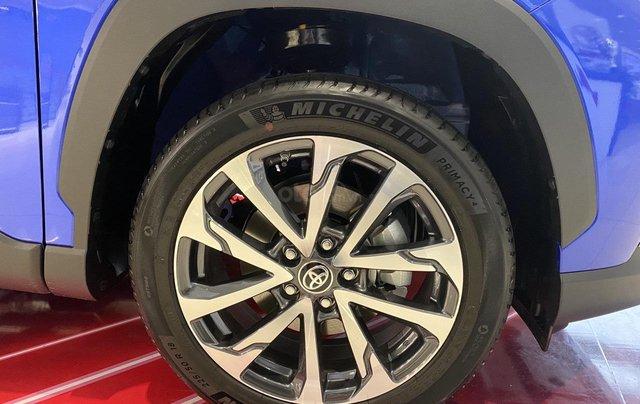Corolla Cross 2020 đủ phiên bản, đủ màu giao ngay tại Toyota Phan Văn Trị- GV8