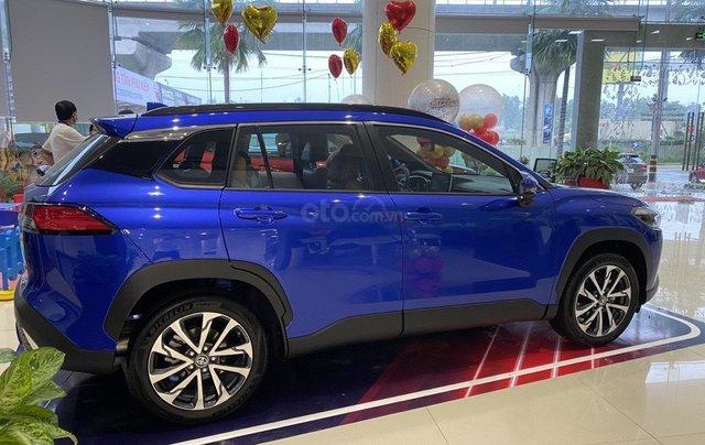 Corolla Cross 2020 đủ phiên bản, đủ màu giao ngay tại Toyota Phan Văn Trị- GV4