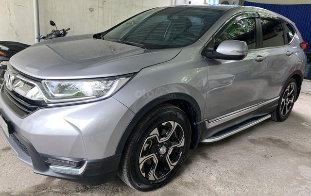 Bán xe Honda CRV 1.5L 12/2018 bản cao nhất full đồ xe bảo hành chính hãng0
