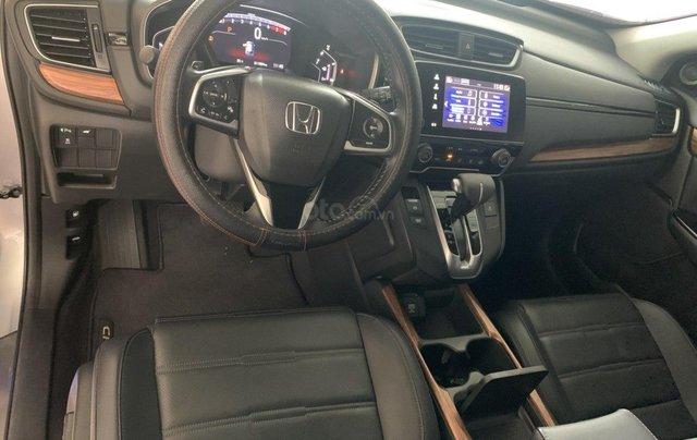 Bán xe Honda CRV 1.5L 12/2018 bản cao nhất full đồ xe bảo hành chính hãng5