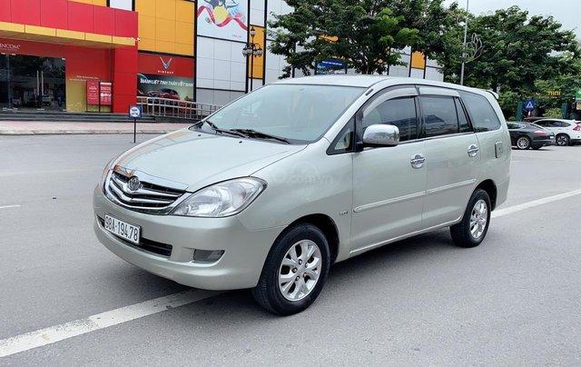 Cần bán lại xe Toyota Innova năm sản xuất 20062