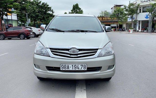 Cần bán lại xe Toyota Innova năm sản xuất 20060