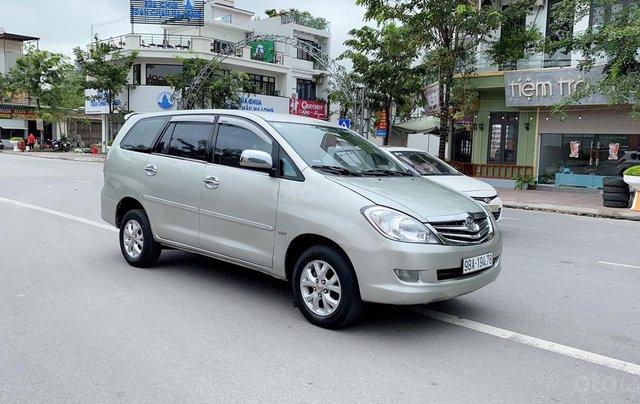 Cần bán lại xe Toyota Innova năm sản xuất 20064