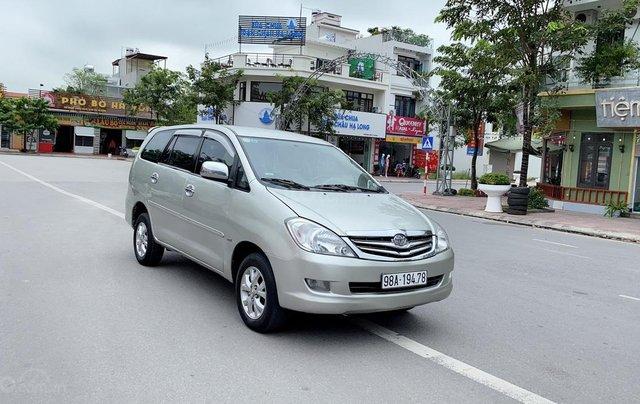 Cần bán lại xe Toyota Innova năm sản xuất 20065