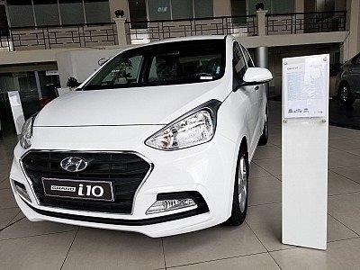 Xả hàng thanh lý Hyundai Grand i10 MT bản full, giá rẻ nhất khu vực miền Nam4