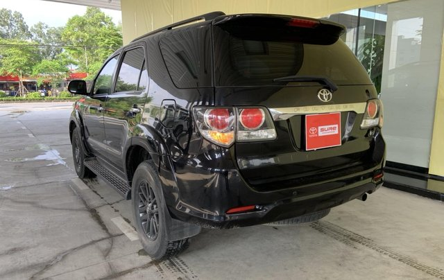 Bán Toyota Fortuner sản xuất 2016, 725 triệu3