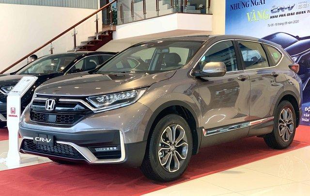 Honda CRV Facelift 2020 mới nhất, đại lý Honda Tây hồ khuyến mãi 100 triệu, tặng tiền mặt, phụ kiện1