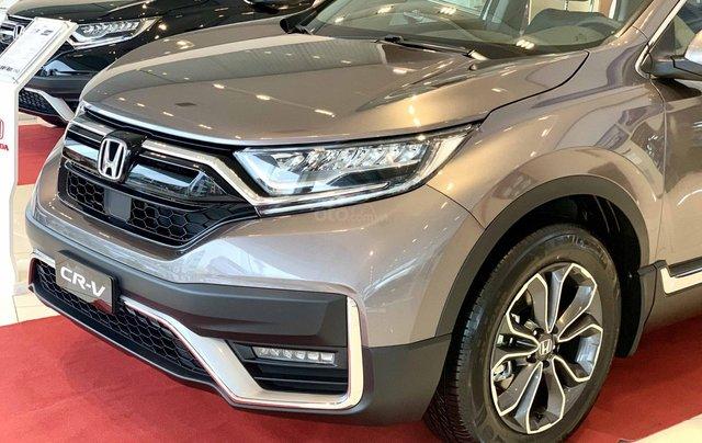 Honda CRV Facelift 2020 mới nhất, đại lý Honda Tây hồ khuyến mãi 100 triệu, tặng tiền mặt, phụ kiện3