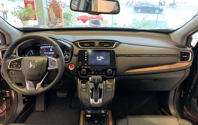 Honda CRV Facelift 2020 mới nhất, đại lý Honda Tây hồ khuyến mãi 100 triệu, tặng tiền mặt, phụ kiện5