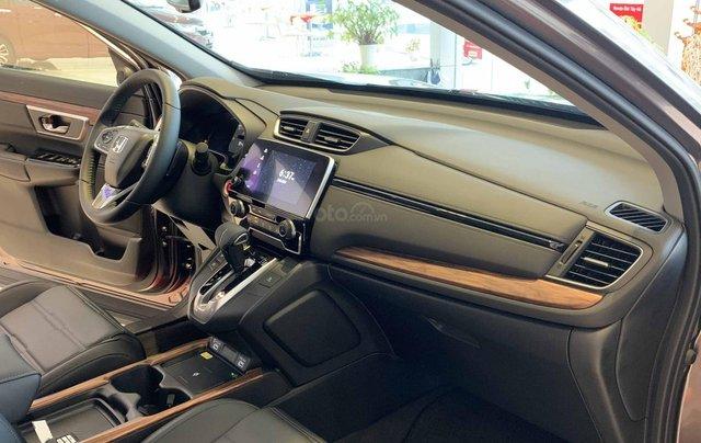 Honda CRV Facelift 2020 mới nhất, đại lý Honda Tây hồ khuyến mãi 100 triệu, tặng tiền mặt, phụ kiện9