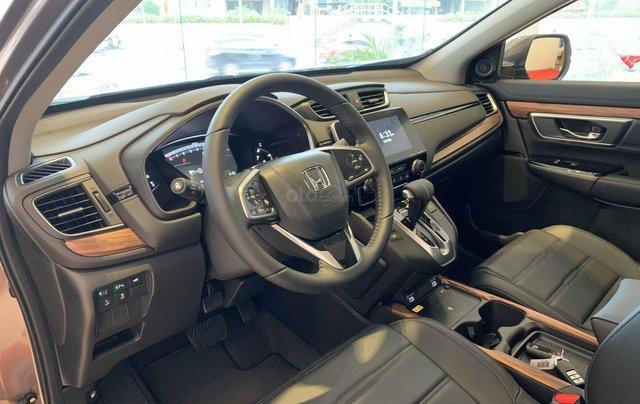 Honda CRV Facelift 2020 mới nhất, đại lý Honda Tây hồ khuyến mãi 100 triệu, tặng tiền mặt, phụ kiện6