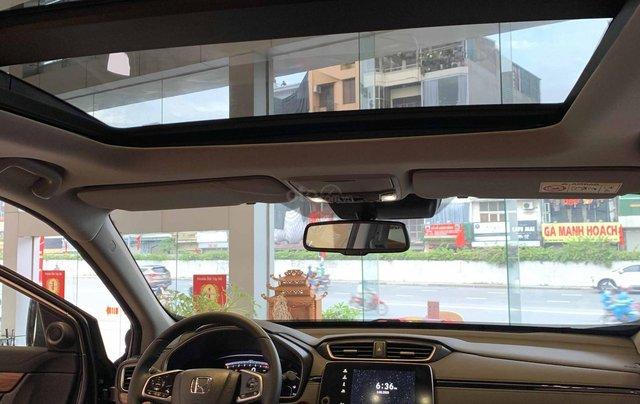Honda CRV Facelift 2020 mới nhất, đại lý Honda Tây hồ khuyến mãi 100 triệu, tặng tiền mặt, phụ kiện8