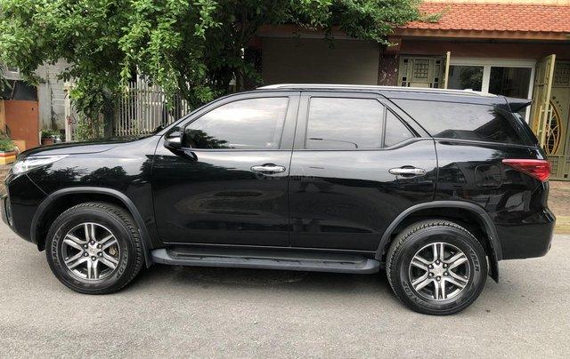 Gia Hưng Auto bán xe Toyota Fortuner 2.7V màu đen sản xuất 2017 bản 4x2 AT0