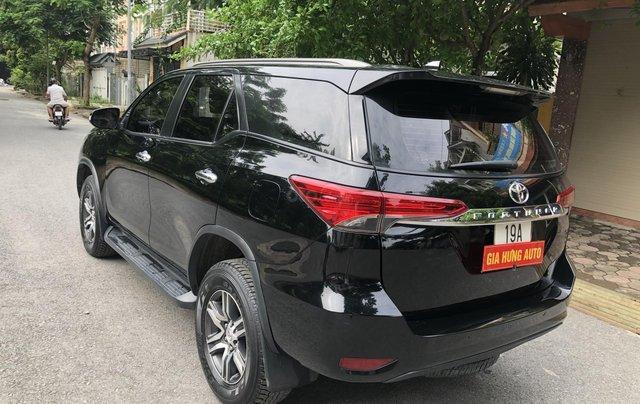 Gia Hưng Auto bán xe Toyota Fortuner 2.7V màu đen sản xuất 2017 bản 4x2 AT2