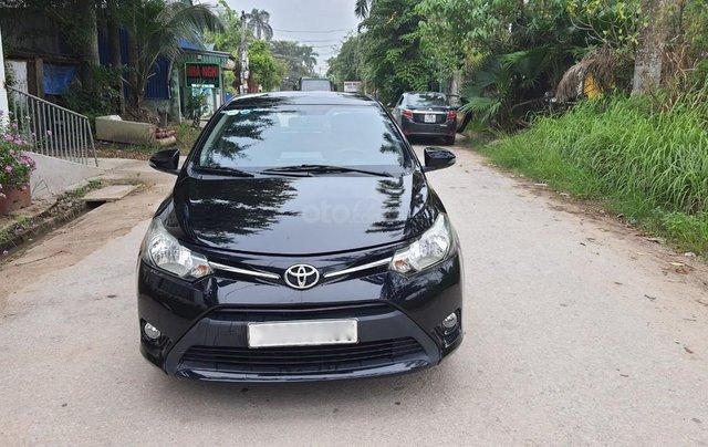 Cần bán người yêu quốc dân Toyota Vios 20143