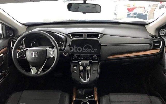 [Cực hot] mua Honda CR-V 2020 + quà tặng, ưu đãi cực khủng + hỗ trợ vay trả góp 80% + giao xe ngay, thủ tục nhanh chóng5