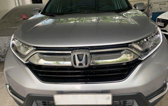 Bán xe Honda CRV 1.5L 12/2018 bản cao nhất full đồ xe bảo hành chính hãng1