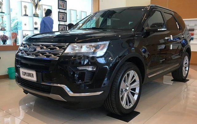 Xe Ford Explorer Limited 2.3L EcoBoost 20200