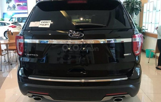 Xe Ford Explorer Limited 2.3L EcoBoost 20202