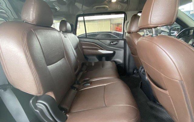 Bán Nissan Terra đời 2019, màu trắng, nhập khẩu  6