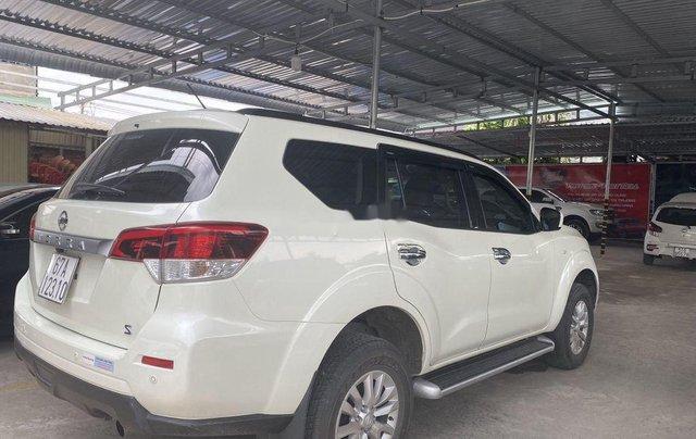 Bán Nissan Terra đời 2019, màu trắng, nhập khẩu  5