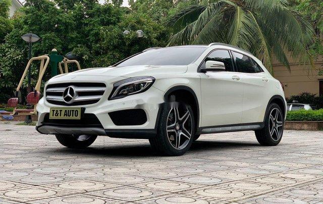 Bán Mercedes GLA 250 4matic sản xuất năm 2015, nhập khẩu nguyên chiếc0