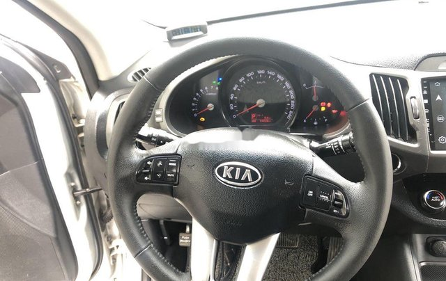 Cần bán xe Kia Sportage sản xuất 2011, nhập khẩu, chính chủ5