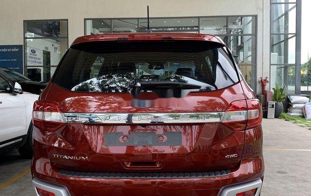 Bán ô tô Ford Everest năm 2020, màu đỏ, nhập khẩu 3