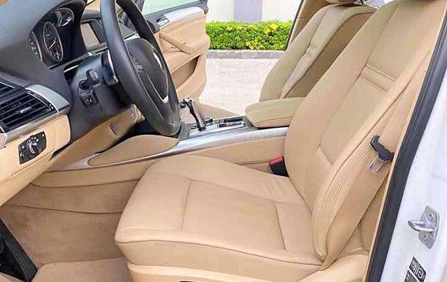 Cần bán gấp BMW X6 năm 2013, màu trắng, nhập khẩu còn mới4