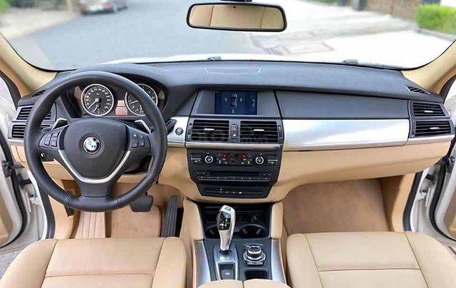 Cần bán gấp BMW X6 năm 2013, màu trắng, nhập khẩu còn mới2