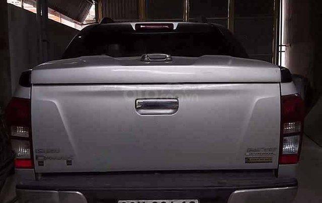 Cần bán lại xe Isuzu Dmax LS 2.5 TD đời 2016, màu bạc, xe nhập3