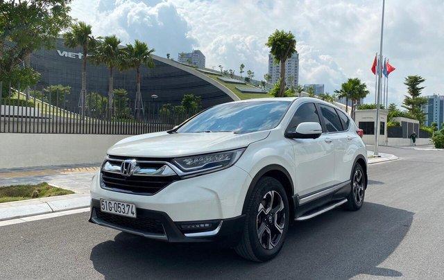 Bán nhanh xe Honda CR V năm 2018, giá tốt, xe đẹp như mới1