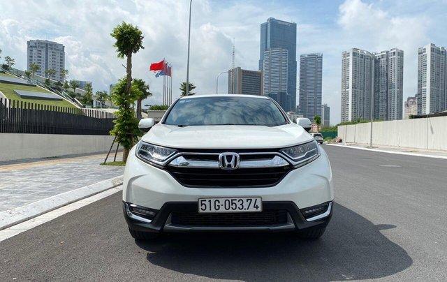 Bán nhanh xe Honda CR V năm 2018, giá tốt, xe đẹp như mới0