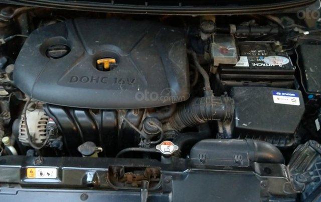 Bán xe Hyundai Elantra đời 2013, số sàn, giá rẻ7