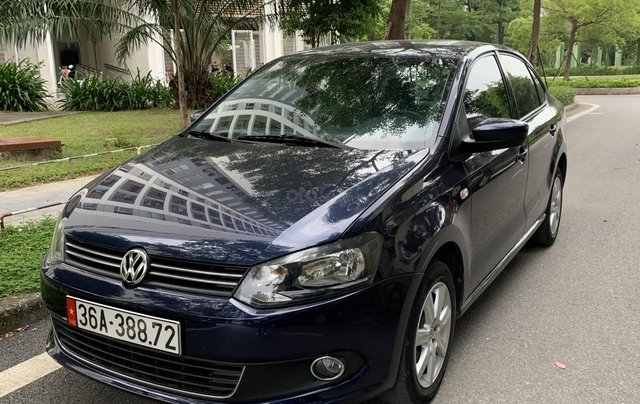 Polo sản xuất 2015 đăng ký 2017 sedan0