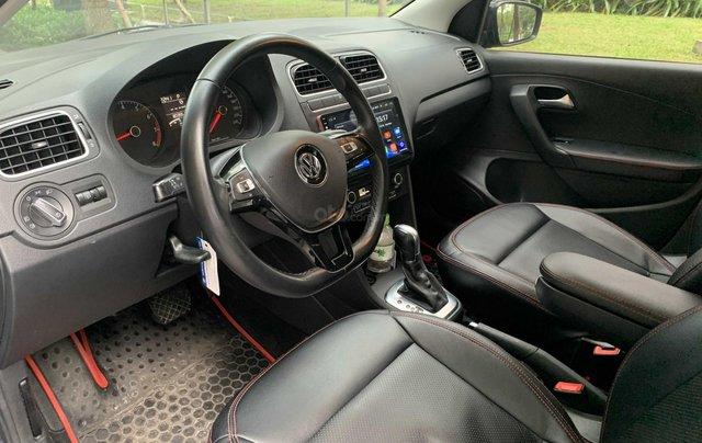 Polo sản xuất 2015 đăng ký 2017 sedan10
