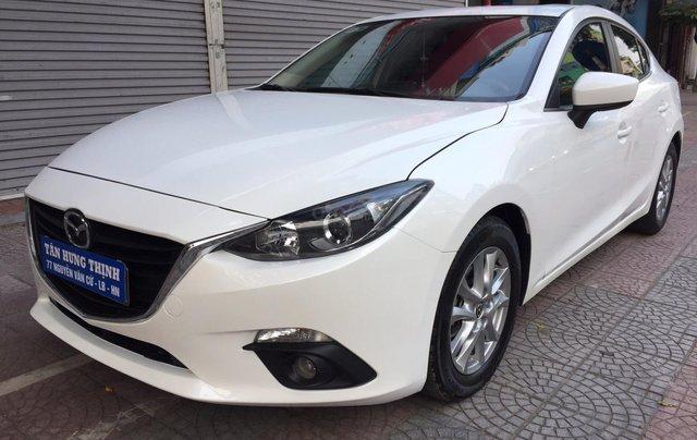 HOT! Mazda 3 1.5 AT 2017 biển Hà Nội. Giá 535 triệu! Hỗ trợ Bank 75%1