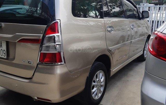 Bán xe Toyota Innova đời 2014 giá tiểu học, xe đẹp nguyên chiếc2