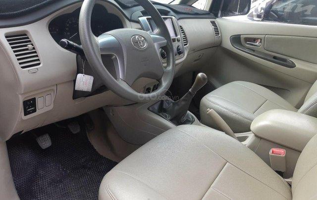 Bán xe Toyota Innova đời 2014 giá tiểu học, xe đẹp nguyên chiếc3
