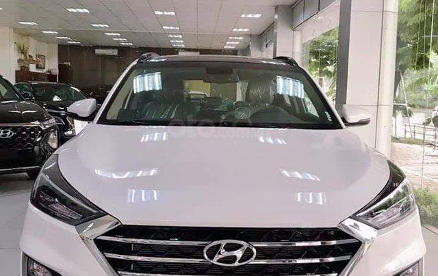Hyundai Tucson 2020 sẵn xe giao ngay - KM tháng 10 giảm trực tiếp tiền mặt, trả góp 85%, trả trước 220tr để nhận xe5