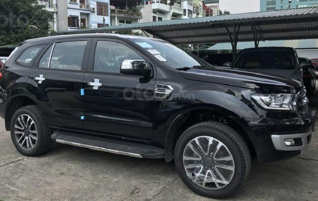 Xe Ford Everest Titanium 2.0L 4x4 AT 20200