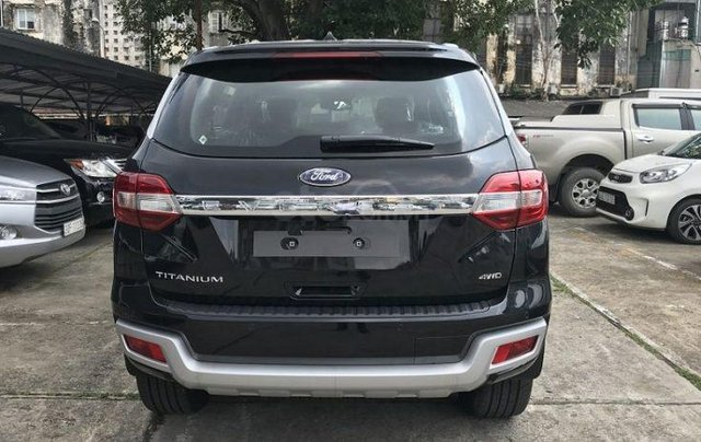 Xe Ford Everest Titanium 2.0L 4x4 AT 20202