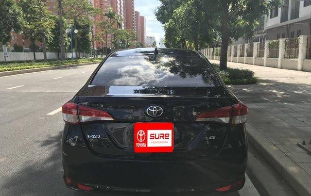 Cần bán Toyota Vios G sản xuất 2019, màu đen2