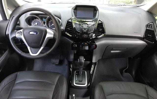 Cần bán gấp Ford EcoSport 2016, màu trắng, giá chỉ 450 triệu6